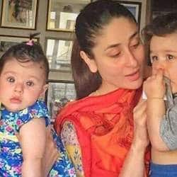 In Pics: Taimur Ali Khan Takes Cousin Inaaya For A Spin In His New Car