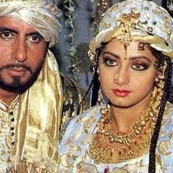 Amitabh Bachchan Felt A Strange Restlessness Just A Few Hours Before Sridevi's Demise!