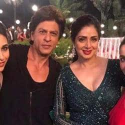 Sridevi Will Be Seen One Last Time In Shah Rukh Khan's Zero!