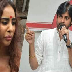 This Is What Sri Reddy Has To Say On Pawan Kalyan's Remarks About Casting Couch