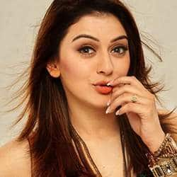 Hansika Roped In For A Woman Centric Thriller Film