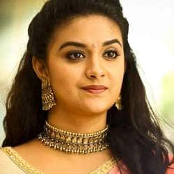 Keerthy Suresh Rubbished Rumours, Has Not Signed Jayalalithaa's Biopic