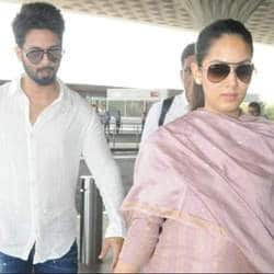 Mira Kapoor Flaunts Her Baby Bump As She Is Spotted At The Airport