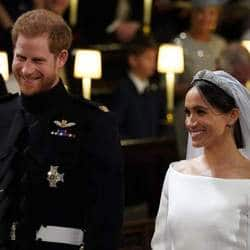 In Pics: Meghan Markle Brings The Glamour Of Hollywood To The Royal Family And Wedding