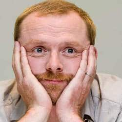 Simon Pegg Opens Up About His Struggle With Alcoholism And Depression