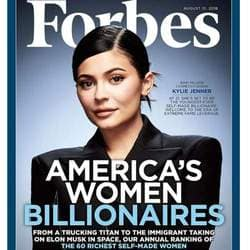 Kylie Jenner Makes It To Forbes As The Youngest US Richest Women
