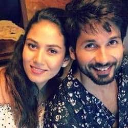 At Mira Rajput's Baby Shower, Husband Shahid Kapoor Couldn't Take His Eyes Off Her