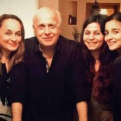 Mahesh Bhatt Opens Up About His Daughter's Battle With Depression