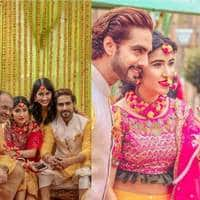 Sheena Bajaj And Rohit Purohit's Pre-Wedding Festivities Are  All About Fun, Friends, Family And Lots Of Colors