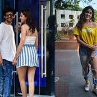 Spotted: Ananya-Kartik Snapped Together, Sara Ali Khan Stuns In Seriously Distressed Jeans!