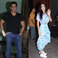 Salman Khan, Sonakshi SInha,m Jacqueline Fernandez And Others Attend Arpita-Aayush's Fifth Wedding Anniversary Bash!