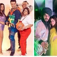 Janhvi Kapoor As Sridevi, Karan Johar And Gauri Khan As Rahul And Tina From KKTH, Celebs Go Crazy At Amritpal Singh Bindra's Bollywood Themed Birthday Bash