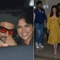 Special Screening Of Gully Boy Bring Bollywood Stars Together