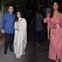 In Pictures: Celebs Arrive For Arjun Kapoor Starrer India's Most Wanted Screening!