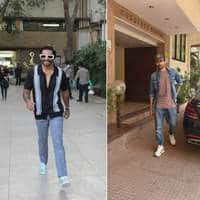 Spotted: Shah Rukh Khan Attends Bharat's Special Screening, Arjun Kapoor Promotes India's Most Wanted