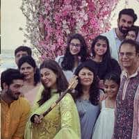 Sushmita Sen Shares Unseen Pictures From Brother Rajeev Sen And Charu Asopa's Wedding