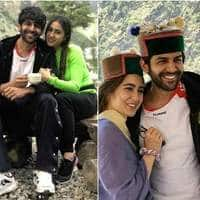 Sara Ali Khan And Kartik Aaryan Surely Know How To Have Fun Between Work, And Their Pictures From Shimla Are Proof!