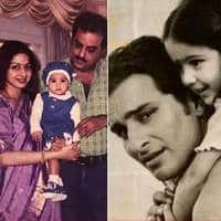Father's Day 2019: Bollywood Celebs Post Adorable Pictures And Videos To Shower Love On Their Daddy Dearest