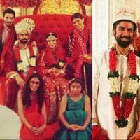 Sushmita Sen's Brother Rajeev Sen Ties The Knot With Charu Asopa In A Traditional Bengali Ceremony. See Pictures And Videos!