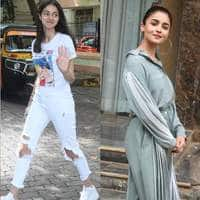 Spotted: Shraddha, Kriti, Alia, Ananya And Other Bollywood Actresses Add Glamour To The City!