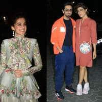Bollywood Celebrities At Thappad Movie Screening