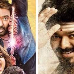 Forget Box Office Battle, Ajay Devgn's Golmaal Again & Vijay's Mersal Trailer's Are Fighting It Out On Youtube!