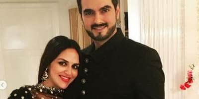 Esha Deol And Bharat Takhtani Blessed With Their First Child!