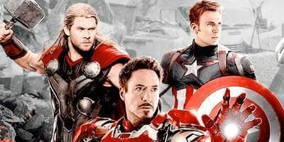 Everything Is Awesome When You're Part of This Team - Avengers: Age of Ultron