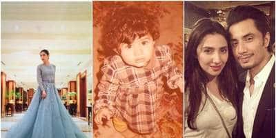 12 Photos Of Raaes Actress Mahira Khan That Prove She's A Natural Beauty!