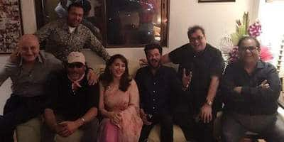 Team Ram Lakhan Had The Best Reunion