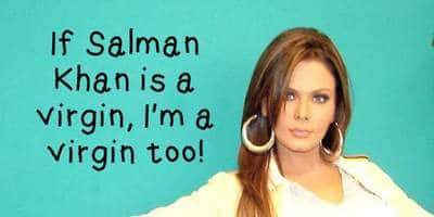 10 Quotes By Rakhi Sawant That Prove She's A Unique Item On Earth!