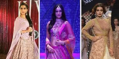 Bollywood Ladies Who Owned The Ramp At IIJW 2015