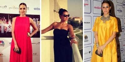 10 Fashion Lessons To Learn From Neha Dhupia