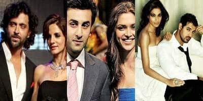 15 Bollywood Celebrities Who Had Hot Exes!