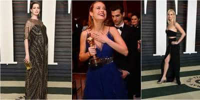 Oscar After Party: Bling, Glamour And Oomph