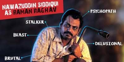 This Pictorial Review Of Raman Raghav Is The Most Insane Thing You Will See Today!
