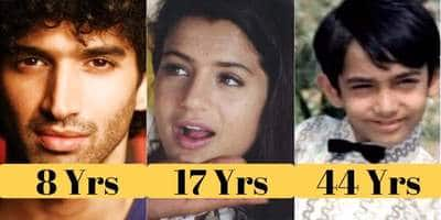 LISTED: You Won't Believe The Number Of Years That These 25 Bollywood Actors Have Completed At The Movies So Far