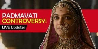 Padmaavat Row LIVE Update: 200 Rajput Women Threaten To End Their Lives Unless The Movie Is Banned