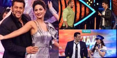 12 Bigg Boss Contestants Who Have Been Favoured By Salman Khan
