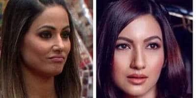 Hina Khan Takes A Dig At Gauahar Khan, Gets A Befitting Reply From The Ex Bigg Boss Winner!