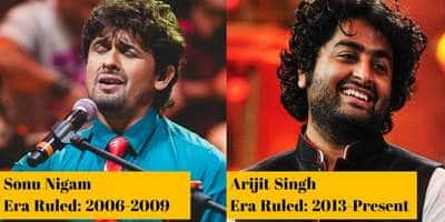 6 Popular Male Bollywood Playback Singers & The Eras They Ruled
