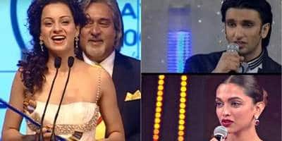 WATCH: Top 5 Best Award Speeches By Bollywood Celebrities