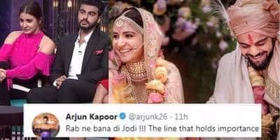Virushka Wedding: Here's How Arjun Kapoor Had His Channa Mereya Moment When His Crush Anushka Sharma Got Married!