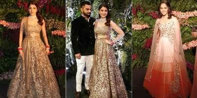 Virushka Wedding: The Pictures From Virat-Anushka's Mumbai Reception Are Here!