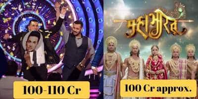 Top 10 Most Expensive Hindi TV Shows In The Recent Times