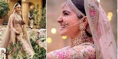 Anushka Sharma's Wedding Hairstylist On How Long It Took To Put Together Her Wedding Look!