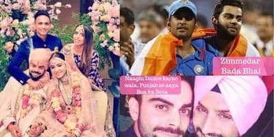 If You Haven't Seen These #ViratKiBaraat Memes, Then You've Missed The Best Thing About #VirushkaWedding