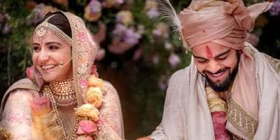 She Once Expressed Her Desire To Marry Virat Kohli, Now Wishes The Cricketer On His Wedding With Anushka Sharma!