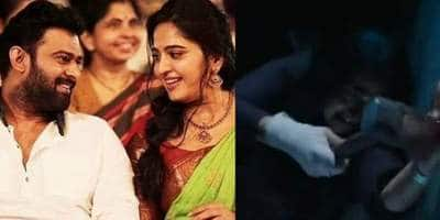 This Is What Prabhas Has To Say About Anushka Shetty!