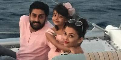 In Pictures: Aishwarya, Abhishek, Jaya Attend Aaradhya's Annual Day At Her School!